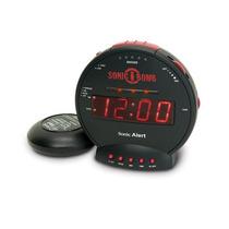 Sonic Bomb Reloj Despertador