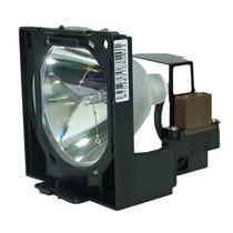 Lámpara Con Carcasa Para Sanyo Plc-xp10 / Plcxp10 Proyector