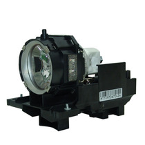 Lámpara Con Carcasa Para Dukane Imagepro 8943 Proyector