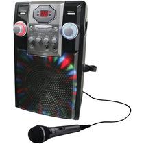 Gpx J182b Jugador Karaoke Portátil