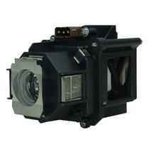 Lámpara Con Carcasa Para Epson Eb G5350 / Ebg5350 Proyector