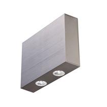 Arbotante Exterior Led 4w Bc, Base De Aluminio 13cmx9.5cm Tl