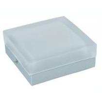 Lampara De Interior Acero Pintado Y Cristal 13cmx4.5cm Cx