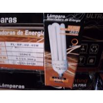 Lampara Ahorrativa 45 Watts Luz Blanca Maa