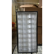 Gabinete Fluorescente 3x32 W T8 De Empotrar Lithonia Light