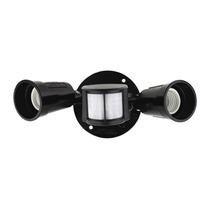 Sensor De Movimiento Porta Spot Doble, Detección 180° Ip