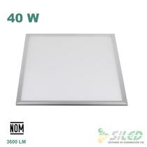 Panel De Led 60x60cm De 40w P/empotrar ¡oferta!