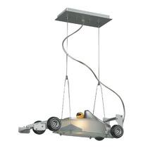 Linea Infantil - Lámpara Niño Forma De Carro F1 Mod Md30881a
