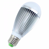 Foco Led 7 Watt Bombilla Para Socket Normal