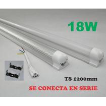 Tubo De Led T8 1.2m De 20w Se Conecta En Serie ¡oferta!