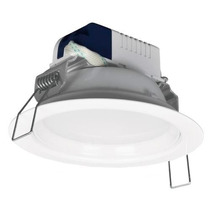 Luminario Empotrable 12 Leds 5w Techo Plafon Voltech 48346