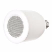 Foco De Led De 9w Con Bocina Bluetooth Y Control Remoto