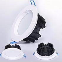 Lampara Led 12w Para Empotrar Plafon 14 Cm Diametro Interior