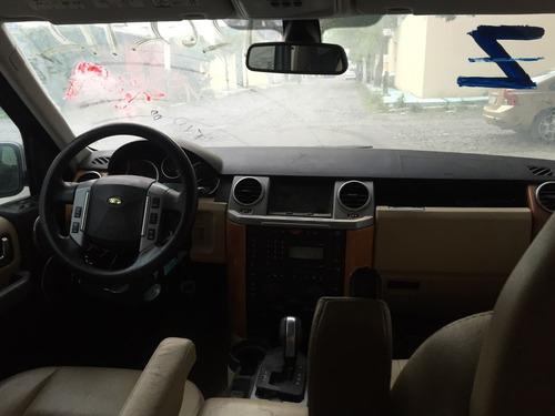 Completa O Partes Desarmo Land Rover Lr3 Refacciorange Rover
