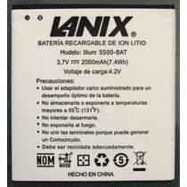 Batería Lanix Ilium S500-bat