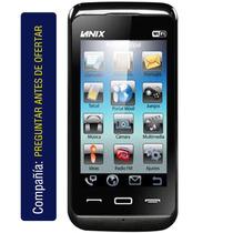 Lanix T99 Cám 3.2 Mpx Radio Fm Mp3/mp4 Bluetooth Wifi Apps