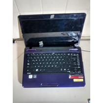 Remato Laptop Toshiba L745d Para Reparar O Refacciones