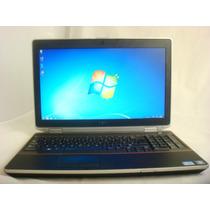 Laptop Dell Latitude E6520 Corei5 320gb 4gb Teclado Completo