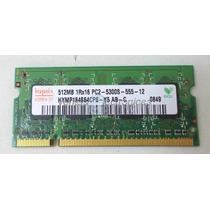 Memoria Ram 512gb 1rx16 Pc2-5300s-555-12 Ipp3