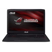 Laptop Asus Rog G751jl-ds71 17.3 16gb 1tb Gamer - Negro