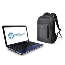 Hp Pavilion 15-r025la Pentium N3520 + Mochila