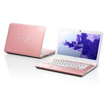 Sony Vaio Series E Sve141d11l Pink 750gb 4gb 14 Laptop