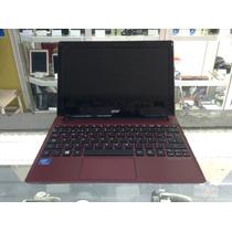 Netbook Acer Aspire One 2gb 320gb Roja, 11 Pulgadas Oferta!!
