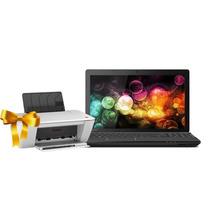 Laptop Toshiba Quad Core A8 + Multifuncional 1515 Hp Laptops