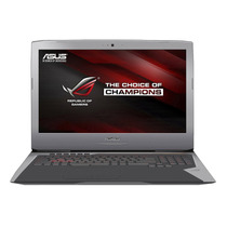 Asus Rog G752vy-dh78k 17 Laptop Oc Cpu I7-6820 Gtx 980m 8gb