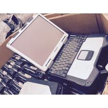 Remate Laptop Panasonic Toughbook Cf-30 500gb Bateria Al 100