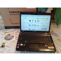 V O C Laptop Toshiba Satellite L745d-sp4172km