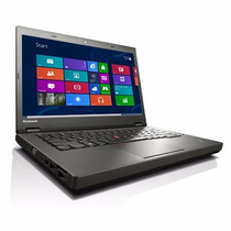 Laptop Lenovo 14 Core I7 8gb Ram Disco 1tb Win 7/ 8 Thinkpad