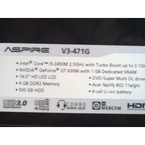 Acer Aspire V3-471