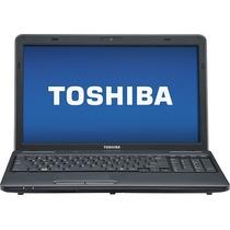 Preciosa Para Ejecutivos Laptop Toshiba Satelite C655