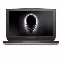 Alienware 17 Fhd Anw17-2143slv I7 4710 Gtx 970m 8gb 1tb