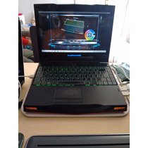 Alienware M11x R3 Core I7 Nvidia Gt540m-2gb Hdmi Wow Wow Wow