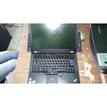 Laptop Marca Levono Core I5 Modelo T410 Hasta 12 Meses S/i