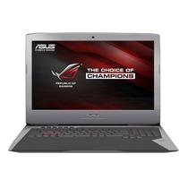 Asus Rog G752vy-dh72 17.3 Laptop I7 32gb 1tb+256gb Gtx980m