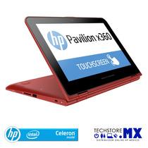 Laptop + Tablet Hp 11 X360 Intel Dual Core 500 Gb 11-k101la