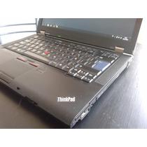 Lenovo Thinkpad T410 Intel Core I5 6 Gb Ram 500 Gb Hdd