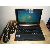 Mini Laptop Acer Aspire One D255e En Excelentes Condiciones
