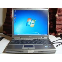 Laptop Dell D610 Windows 7 Wifi Dvd Funcionan Envio Gratis