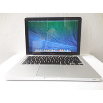 Macbook Pro 13 Core I7 2.9ghz 8gb Ram 750gb Hdd 4000