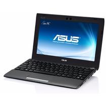 Remate Mini Laptop Asus 1025c Hdmi 320gb Hdd Ddr3 2gb Win 7