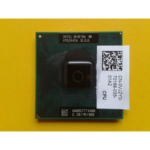 Procesador Laptop Intel Pentium Dual Core Aw80577 T4400