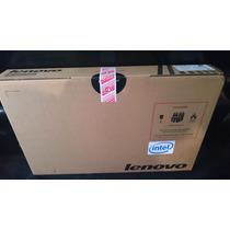 Laptop Lenovo Ideatab G40-30. Nueva Y Sellada