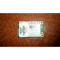 Tarjeta Inalámbrica Wi-fi Compaq Presario F755la Vbf