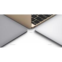 Macbook 12 256gb Ultradelgado Nuevo Garantia Apple