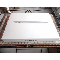 Macbook Air 13 Early 2014 | Como Nueva | Caja Y Accesorios