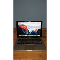 Macbook Pro 2011 Late, I5, 6 Gb Ram,480 Gb Ssd,os X Capitan
